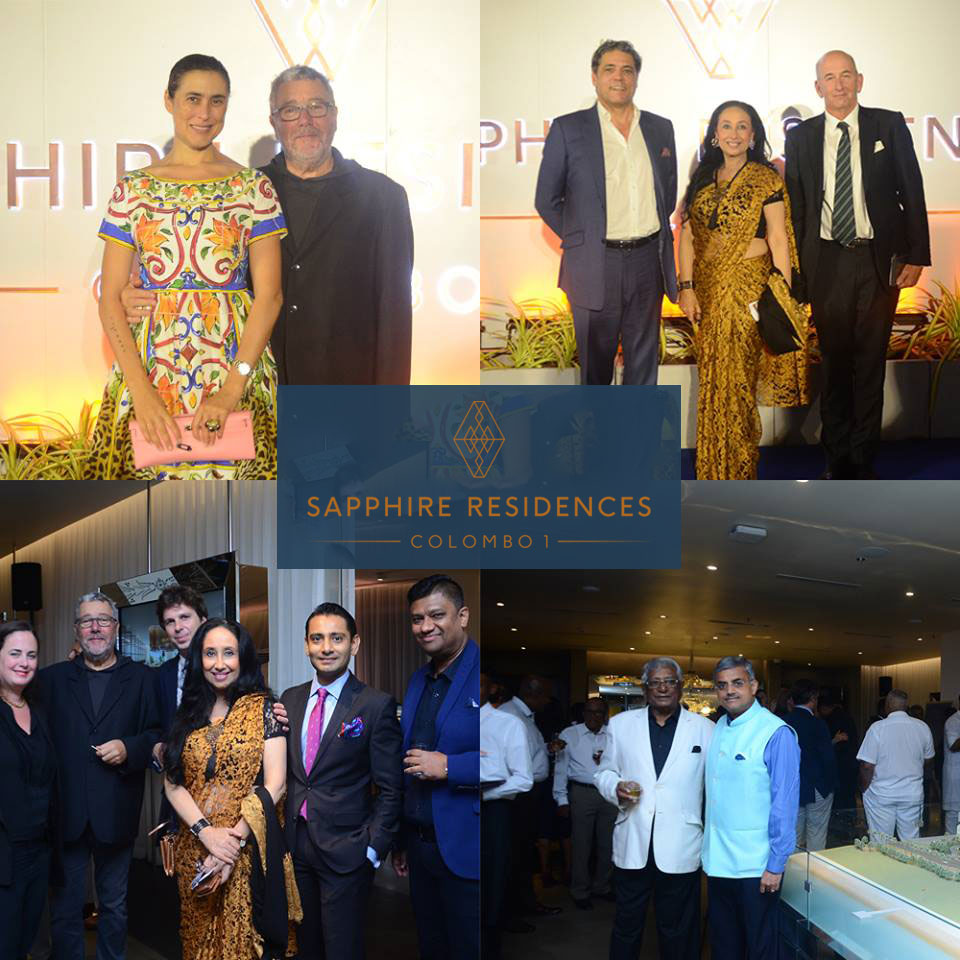 sapphire-residence-launch-party